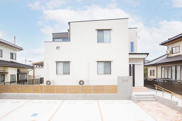 家族の距離感がちょうど良い、33坪の2世帯住宅